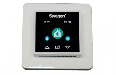 Swegon Smart Kontrollpanel